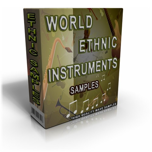 Product picture World Ethnic Instruments Collection